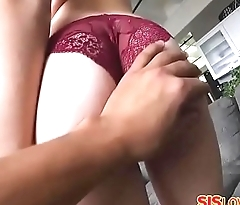 Riley Mae Got Caught Watching Porn On Her Stepbros Computer