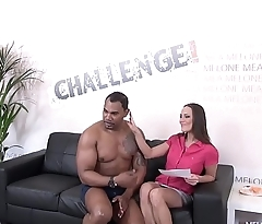Hardcore Sex on the Mea'_s Audition for Amateur Guys