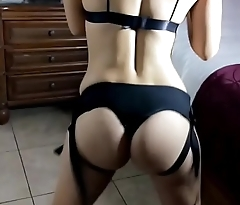 Snapchat, Big Ass and Strap-on