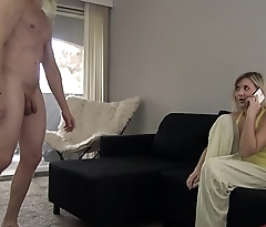 Mom Gets Fucked By Sleepwalking Son - Fifi Foxx &amp_ Cock Ninja