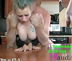 18auditions.com - Comp #5 - REAL AMATEUR CREAMPIES!