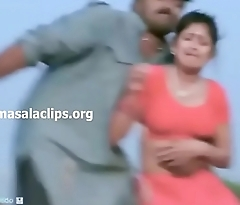 Kannada Actress Boobs and Navel Molested Video