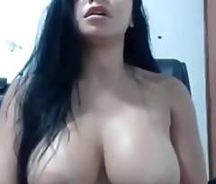 Mother in Law Live on Webcam