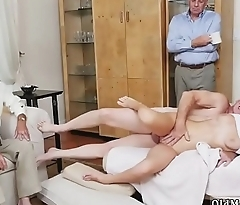 Daddy massage compeer'_ chum'_s daughter Molly Earns Her Keep