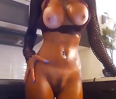 Hot milf with perfect body