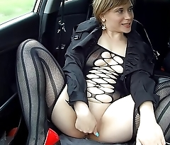 Slutty hitchhiker