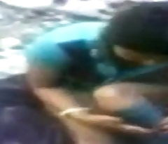 DESI INDIAN VILLAGE CHEATING GIRL FUCKING BROTHER FRIEND FUCK outdoor