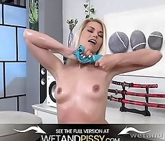 Wetandpissy - Diving In Her Piss - Wetting Her Panties