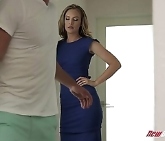 Horny Mom Mona Wales Fucking Hung Step Son