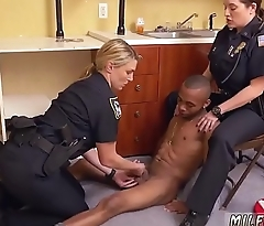 Milf seduces virgin and strict teachers Black Male squatting in home