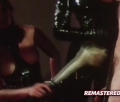 Kinky couple engages in steamy sex after watching a porn movie