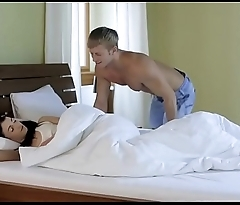 brother fucks cute sister - SISTERLOVER.COM