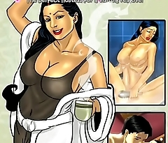 Savita Bhabhi - EP 04 - Visiting cousin - Full comic book @  https://userupload.net/vt25eu3q4rbs - password OTMP