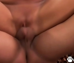 Exotic MILF Cassandra Cruz Has A Thick Load Shot On Her Face