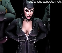 Catwoman: The Black Cat